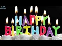 happy birthday my dear friend e greeting card