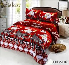 christmas sets wholesale hot christmas bedding sets for bed linen with