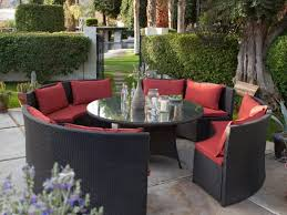 Resin Patio Table And Chairs Patio 16 Rustic Garden Patio Decoration Black Resin Wicker