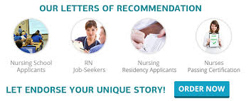 rn letter of recommendation letter of recommendation for nursing writing service