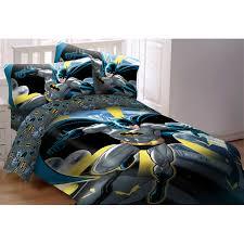 Batman Bedroom Sets Crover Wayfair Batman 3 Piece Twin Comforter Set Loversiq