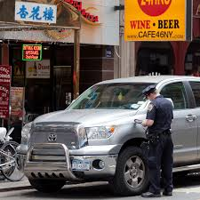 pay red light ticket nyc fines