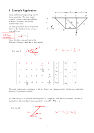 linear algebra lecture notes mathematics 1