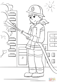 cool fire coloring pages coloring page