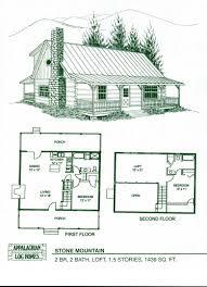 cabin home plans with loft log home floor plans log log home