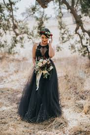 black wedding dress best 25 black wedding dresses ideas on black wedding