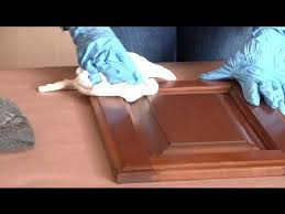 How To Polish Kitchen Cabinets How To Make Stained Kitchen Cabinets Look Shiny Again Restoring