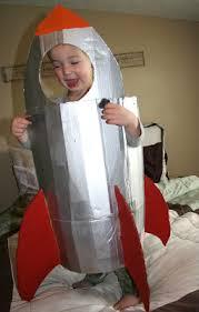 Game Boy Halloween Costume Diy Rocket Costume Cutest Astronaut Children Space