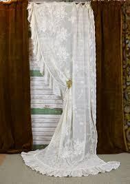Antique Lace Curtains Curtains 53 Inspirational Vintage Lace Curtains Photos