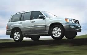 2003 lexus truck used 2003 lexus lx 470 for sale pricing features edmunds