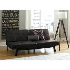 Futon Leather Sofa Bed Dhp Delaney Splitback Futon Sofa Bed Colors Walmart