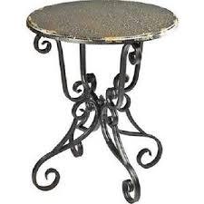 Iron Bistro Table Bistro Table Ebay