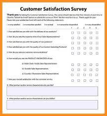 customer satisfaction report template customer satisfaction survey template worthy excel 11 marevinho