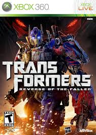 transformers 2 revenge of the fallen character u0026 map pack xbox