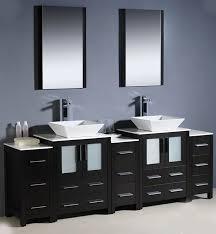 Modern Black Bathroom Vanity Bathroom Beautiful Vessel Sink Samples That Will Help You