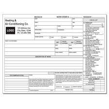 Air Conditioning Invoice Template by Pin By Small Business Promotions On Hvac Invoices