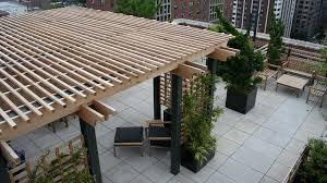 new york decks al terry design custom roof decks and gardens