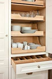 High Line Kitchen Pull Out Wire Basket Drawer Sliding Cabinet Shelves For Dishes And Flatware Designed By