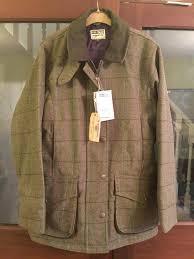 ladies tweed coat shooting jacket size 14 in leicester