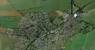 Birds Eye View Maps Aerial Views Of Maybole