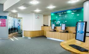How To Build Reception Desk by Transformation Of Our Reception Area Encourages Customers To Self