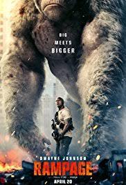 rampage 2018 imdb