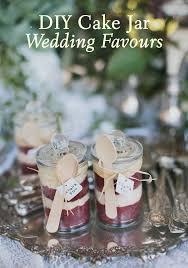 diy cake jar wedding favours jar wedding favours favors and