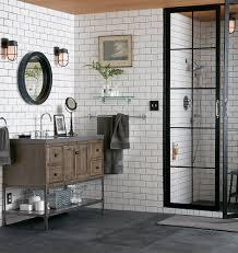 Pool Bathroom West Slope Thermostatic Shower Set With Handheld Rejuvenation