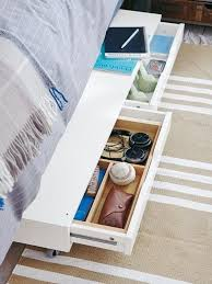 add a drawer under a table make the most of your bedroom with hidden bed drawers