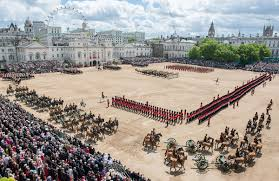 Colour Trooping The Colour Wikipedia