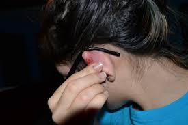 cartilage earrings piercing pagoda cartilage earrings