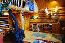 alaska airbnb your dream log home in fairbanks mytravelation
