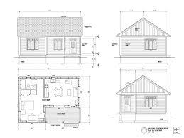 one cottage plans bedroom one home plans one bedroom open floor best modern house