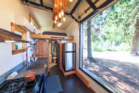 modern tiny house tiny house doubles as rock climbing gym curbed