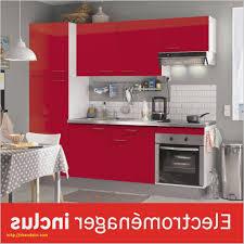 cuisine electromenager inclus cuisine encastre inspirant cuisine équipée brillant l 240 cm