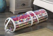 christmas paper storage sale gift wrapping paper roll clear party dimensions 47080