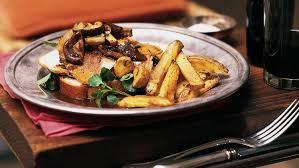 turkey and mushroom gravy recipe open faced turkey sandwich with mushroom gravy