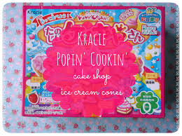 Where To Buy Japanese Candy Kits Kracie Popin U0027 Cookin Diy Candy Kit Cake Shop Ice Cream Cones