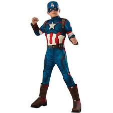 party city halloween costume coupons avengers 2 age of ultron deluxe captain america costume for