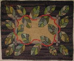 Wool Hand Hooked Rugs 1375 Best Hooked Rugs Florals Images On Pinterest Rug Hooking