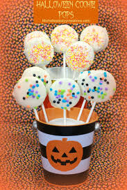 michelle u0027s tasty creations halloween cookie pops
