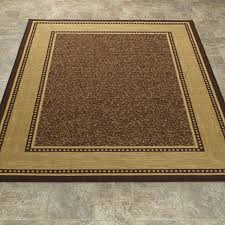 12x12 Area Rug Flooring Contemporary Bordered 12x12 Area Rug Rubber Backing