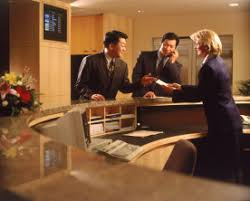 Hotel Front Desk Agent Itsessential
