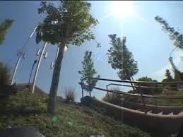 skateboard rail slide over stairs serious crash jukin media