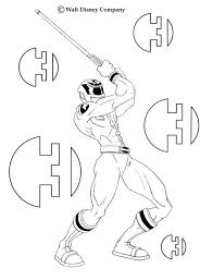 power rangers coloring pages power ranger sword coloring