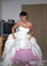 wedding dress captions bridal froufrou 4