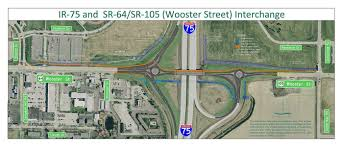 Map Of Wooster Ohio by Residents Wary Of Plan For B G Roundabouts The Blade