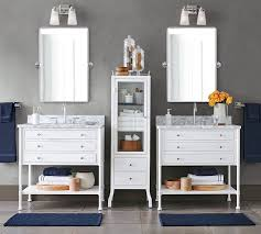 Pottery Barn Bathroom Ideas Vintage Pivot Mirror Pottery Barn