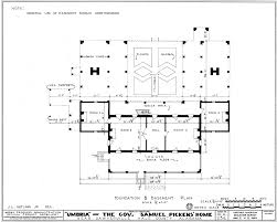 file umbria plantation architectural plan of raised basement png