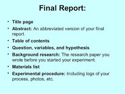 cover page of science project essays written by jonathan swift essay outline website essays